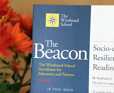The Beacon Fall 2018 Issue