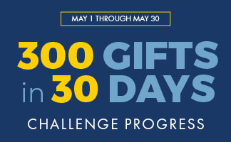 Did We Meet the 300 Gifts in 30 Days Challenge?
